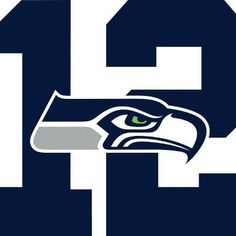 Seattle Seahawks 12th Man   Seattle Seahawks 12th Man More