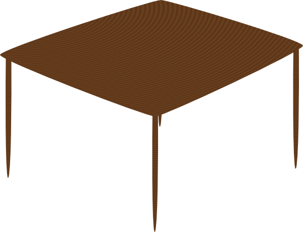 Dining Table Clipart - Clipart Suggest