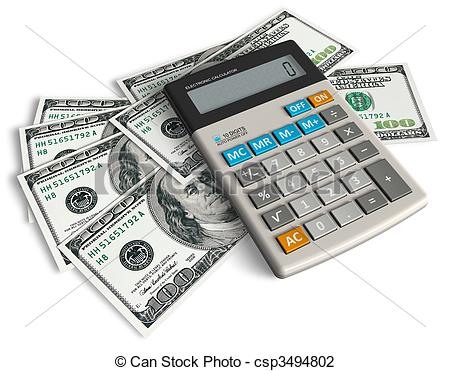 Stock Illustration   Accounting Concept   Stock Illustration Royalty