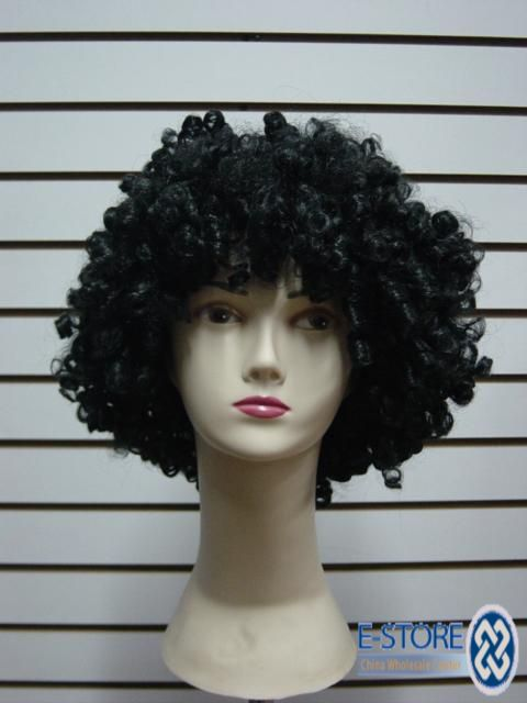 Afro Wig Clip Art Http   Www P Wholesale Com Allproduct 7 P 6810 Html