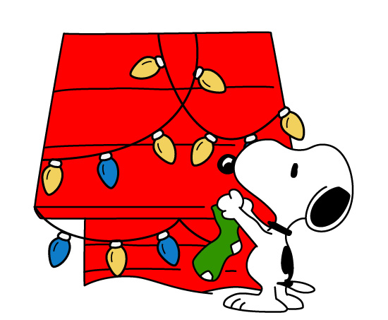 Clip Art Snoopy Christmas Clip Art snoopy christmas clipart kid art charlie brown tree panda free images