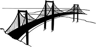 Cartoon Bridge Stock Illustration   Image  47316337
