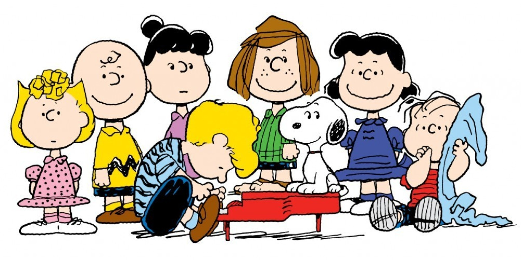 Facts About The Voices Behind Your Favorite  Peanuts  Characters