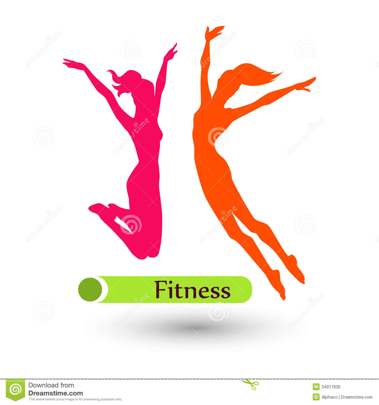 Women Fitness Clipart - Clipart Suggest