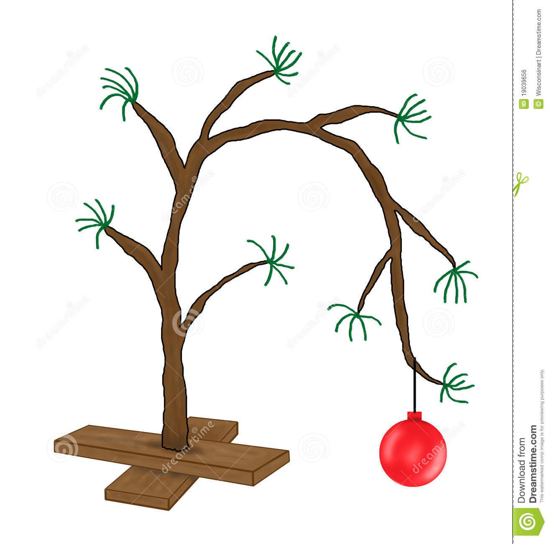 Funny Charlie Brown Christmas Tree