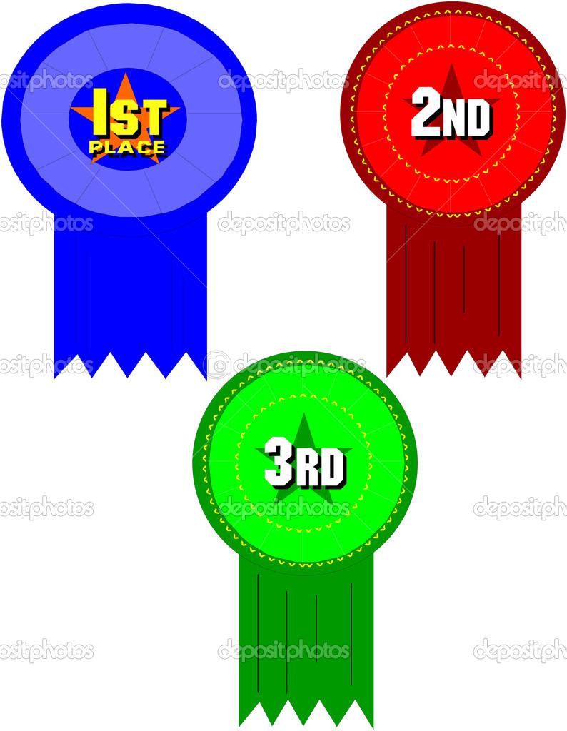 4th Place Clipart - Clipart Kid