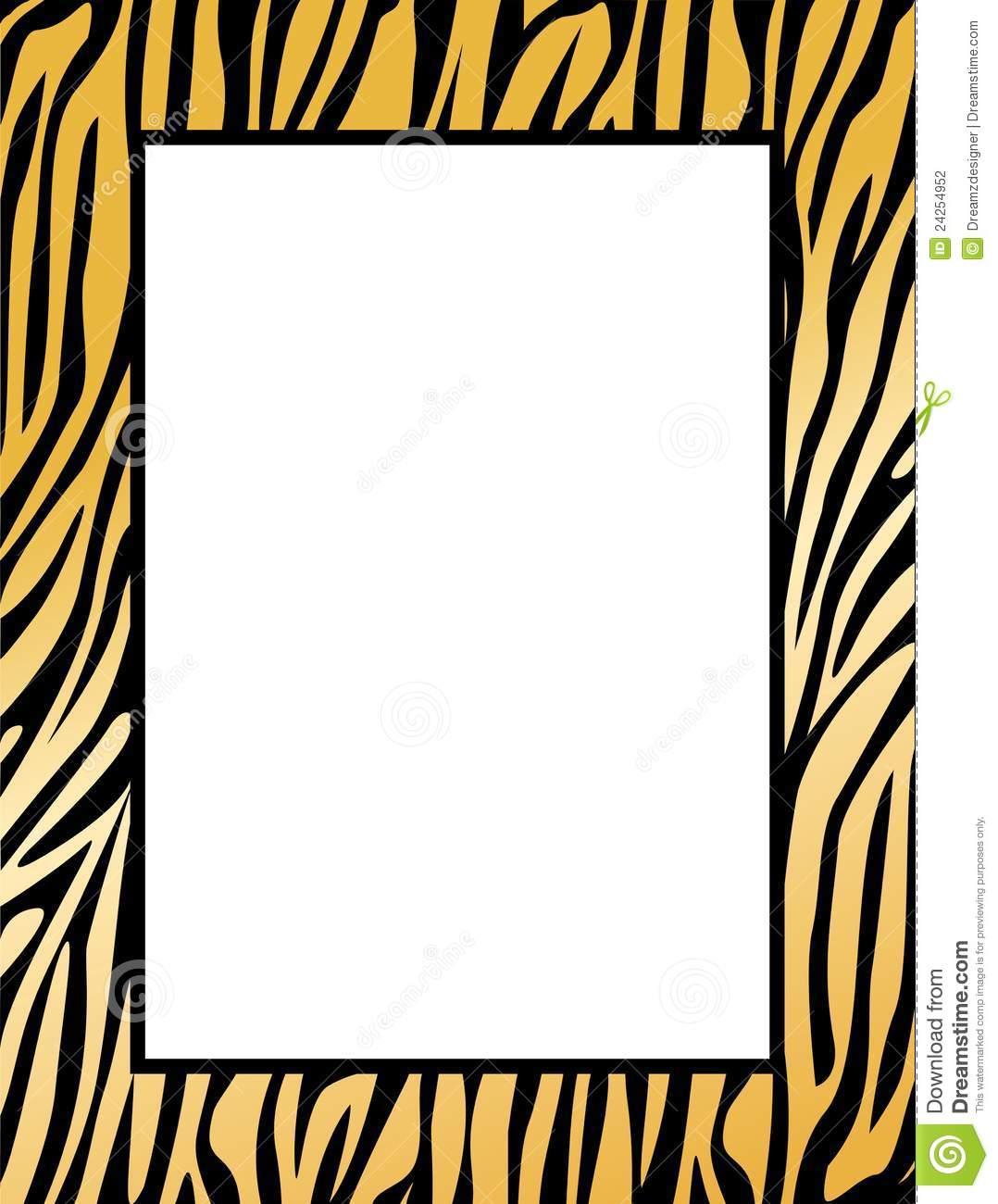 jungle print clip art - photo #38