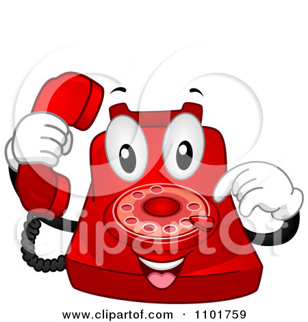 Red Telephone Clipart   Trends Now Website