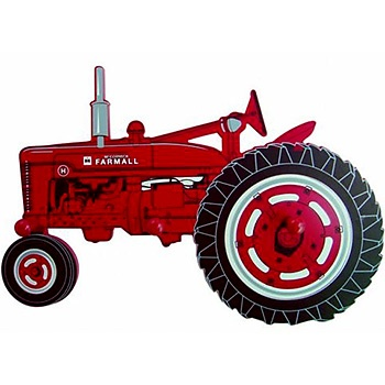 Red Tractor Clipart   Clipart Panda   Free Clipart Images