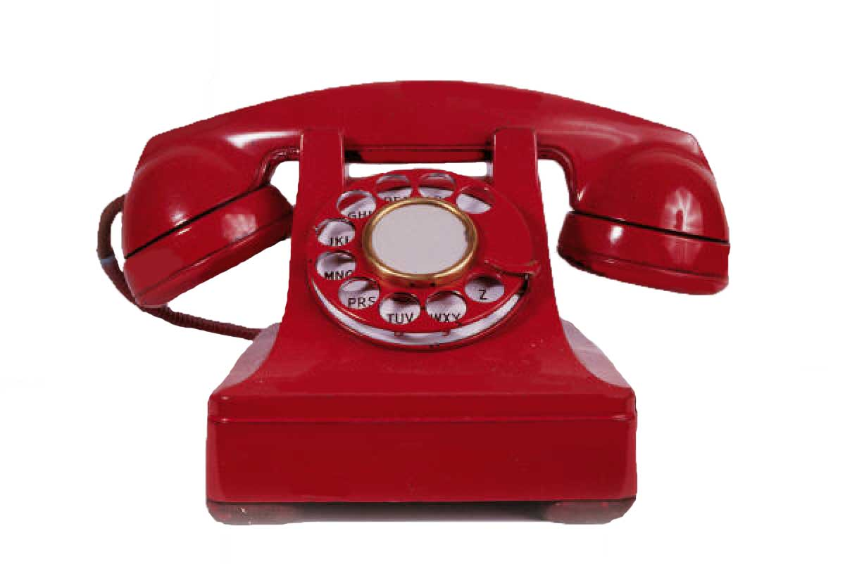 Telephone Technology Changes Quickly  Telephone Language Really Doesn