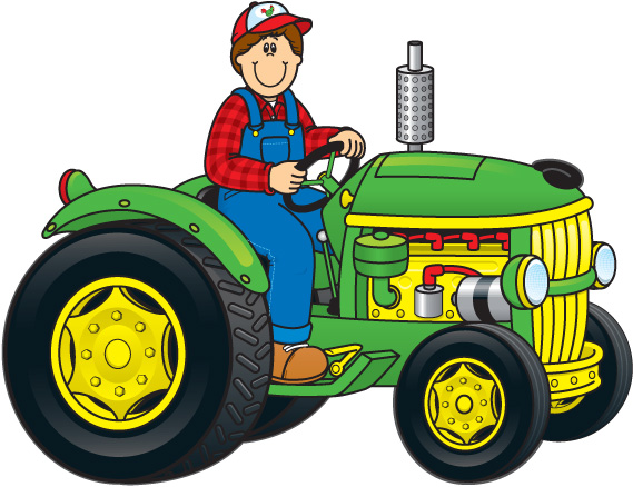 There Is 38 Fall Tractor Free Cliparts All Used For Free