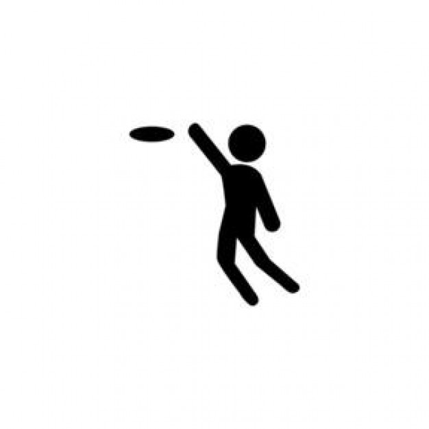 Ultimate Frisbee Clipart   Free Clip Art Images