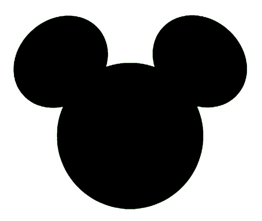 10 Mickey Mouse Head Template Free Cliparts That You Can Download To