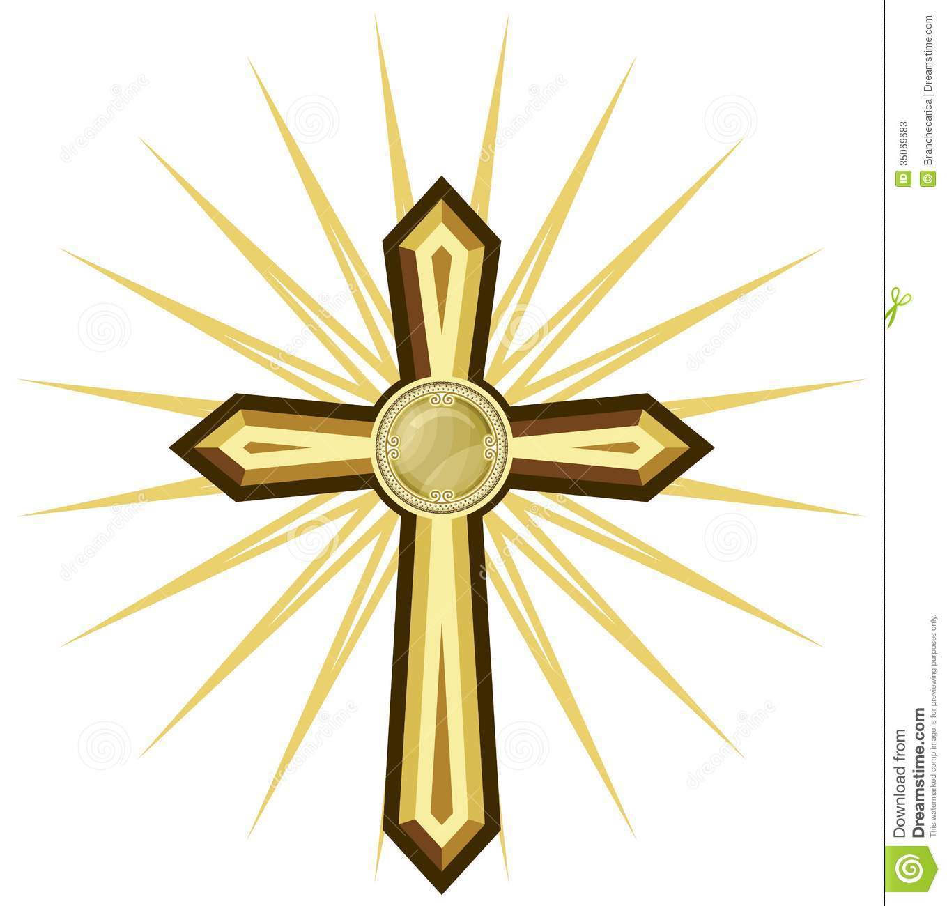 Holy Baptism Cross Clipart - Clipart Kid