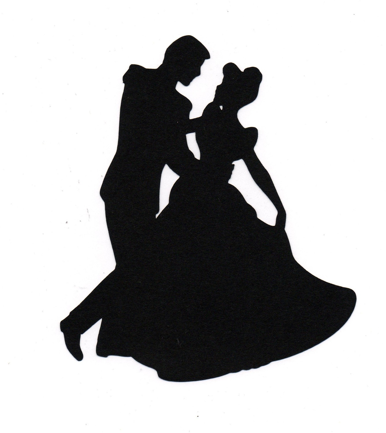 Belle Silhouette Tattoo