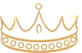 Red Crown Tiara Clipart - Clipart Kid