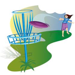 Disc Golf Clip Art   Clipart Best