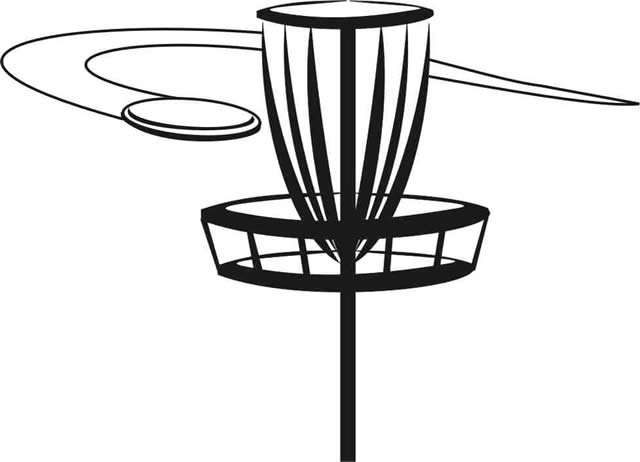 Disc Golf   Free Images At Clker Com   Vector Clip Art Online Royalty