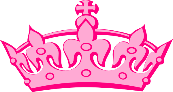 Hot Pink Crown Clip Art   Clipart Panda   Free Clipart Images
