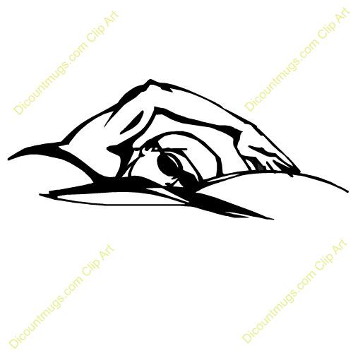 Swimmer Logo Clipart - Clipart Kid