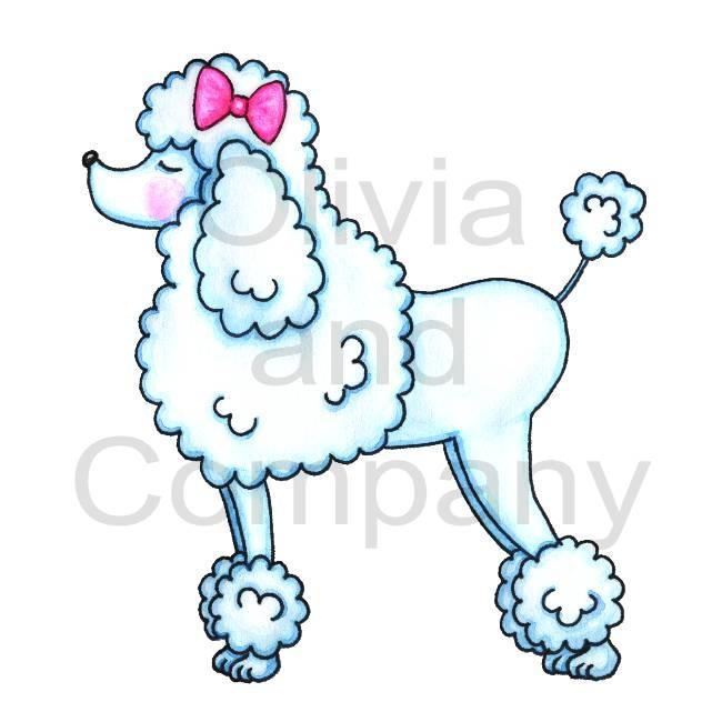 Clip Art Poodle Clip Art poodle clipart kid pink poodle