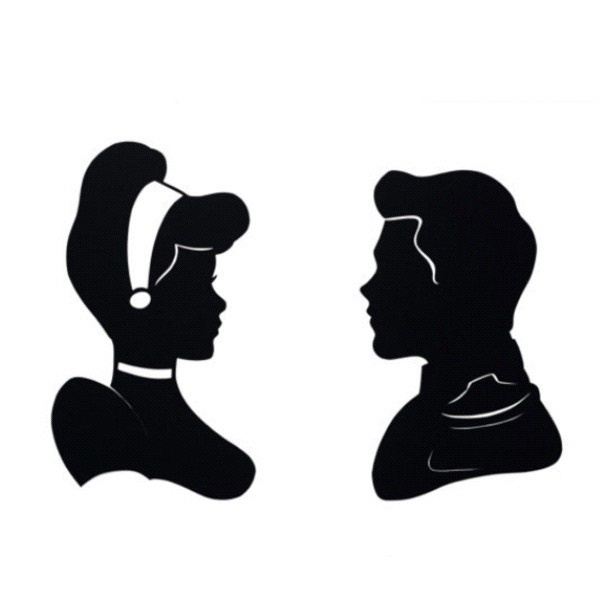 Disney Princess Belle Silhouette  Galleryhipcom The