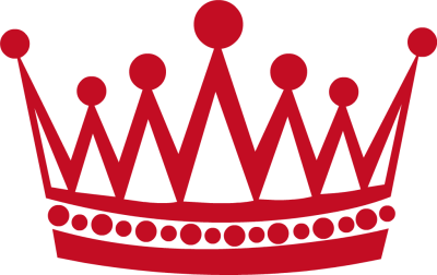 red crown tiara clipart clipart suggest