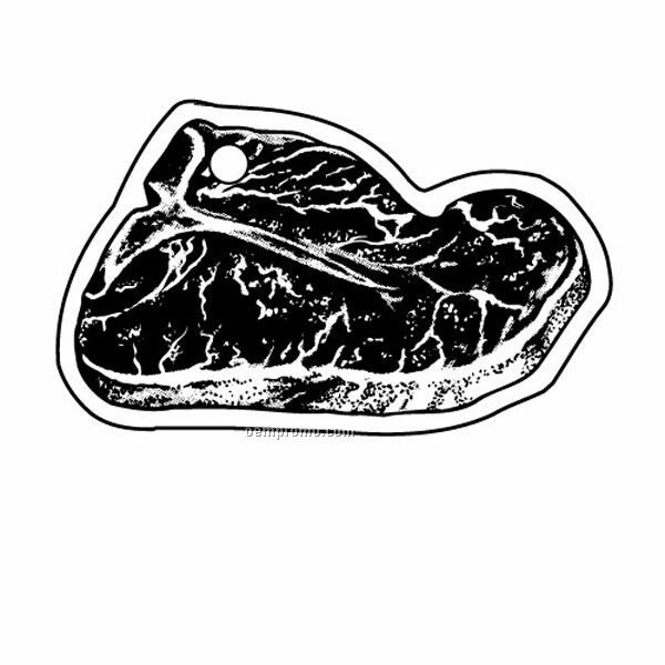 Tbone Steak Clipart Black And White Stock Shape Collection T Bone