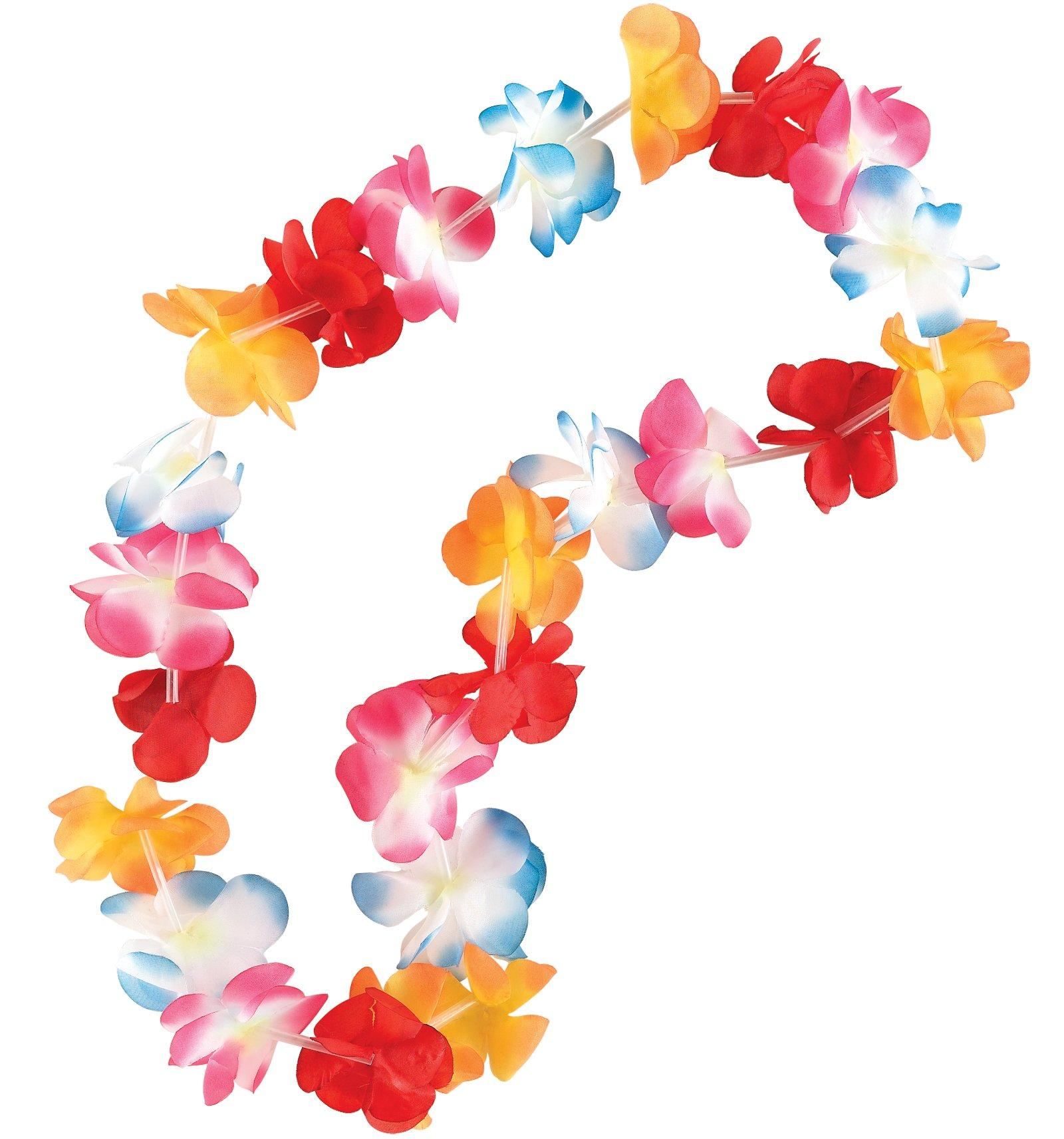 Necklace Flower Lei Clip Art