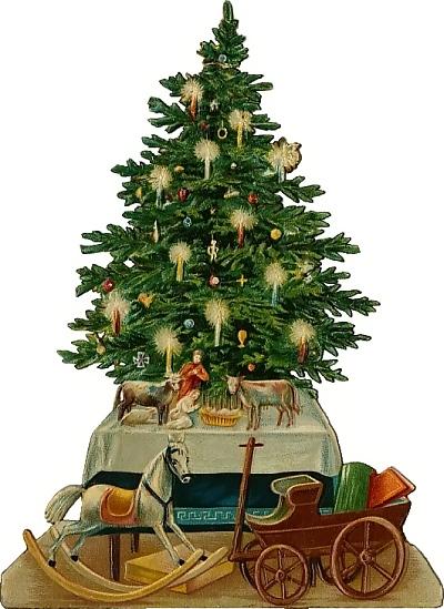Christmas Tree Cli