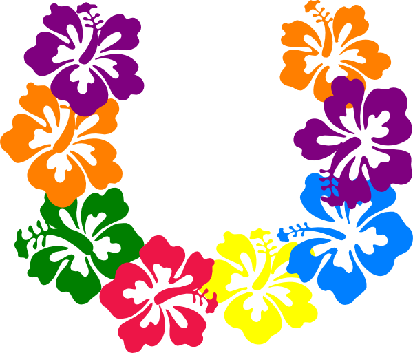 Clip Art Lei Necklace