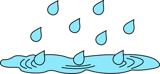 rain-puddle-clip-art-image-rain-puddle-with-falling-raindrops-XXMEbT ...