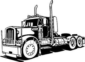 Big Truck Front Clipart