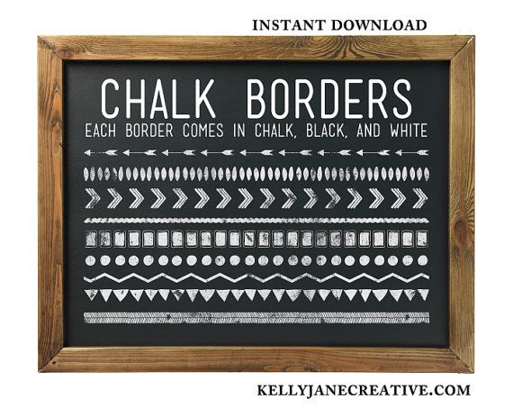 Tribal Arrows Arrows Clipart Clipart Border Chalkboards Border 28 Png