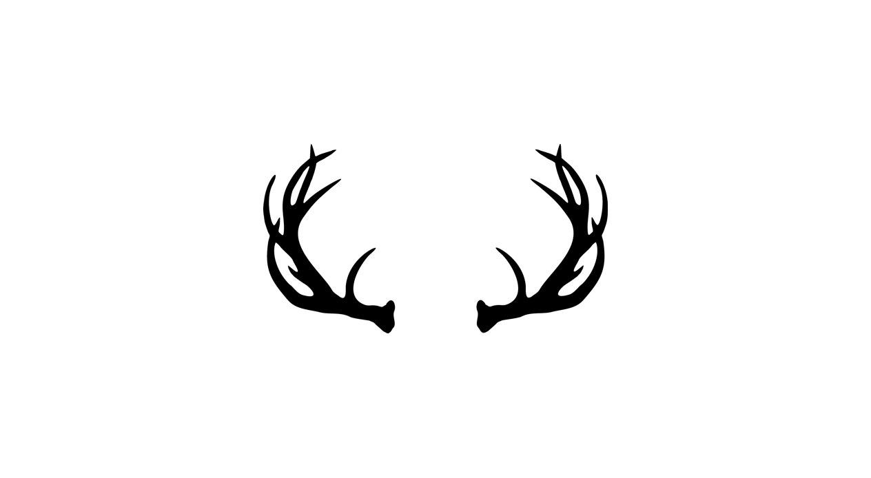 Deer Horn Clipart - Clipart Kid