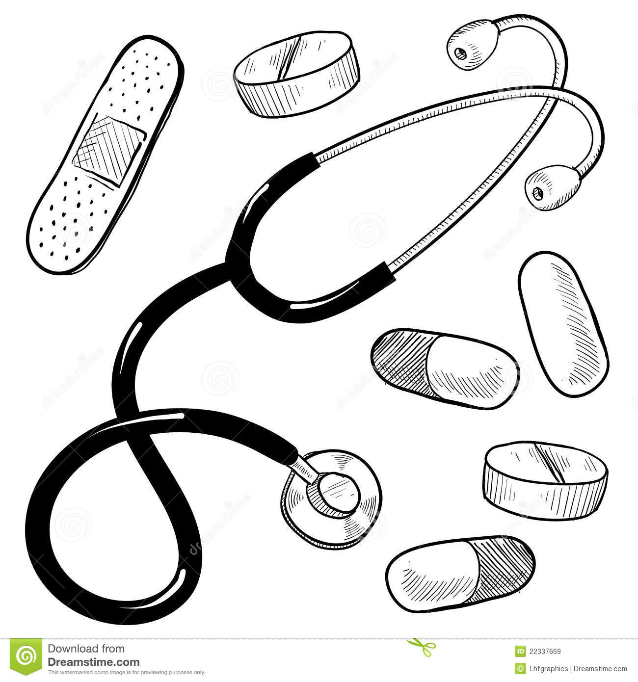 Viewing Gallery For   Doctor Tools Clipart